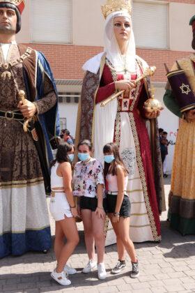 bailes gigantes Bimilenaria Cultural 2