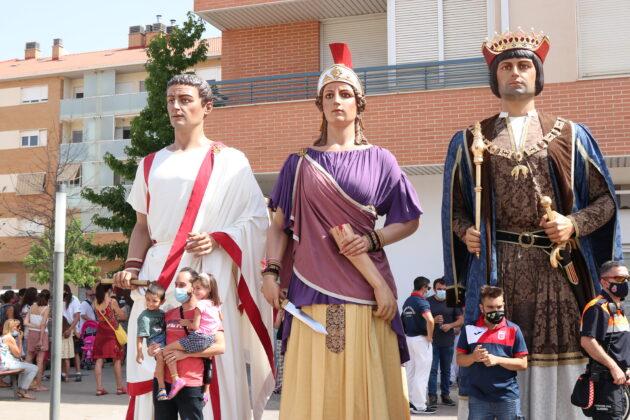 bailes gigantes Bimilenaria Cultural 4