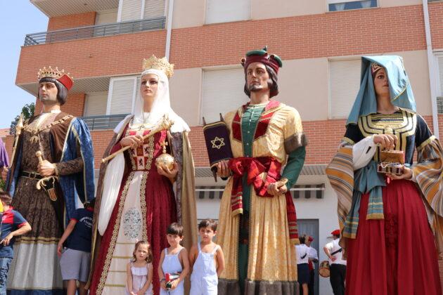 bailes gigantes Bimilenaria Cultural 6