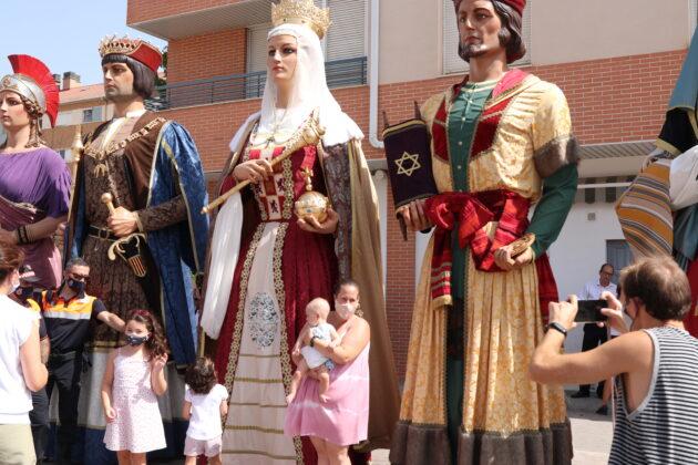 bailes gigantes Bimilenaria Cultural 8