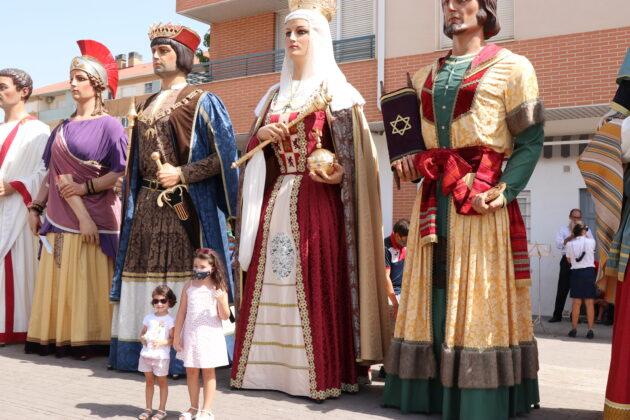 bailes gigantes Bimilenaria Cultural 9