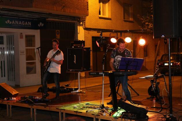 concierto rock Brotehrs Txen Balader 2