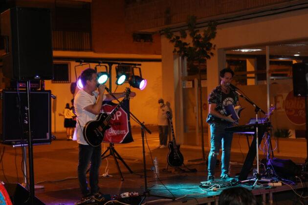 concierto rock Brotehrs Txen Balader 5