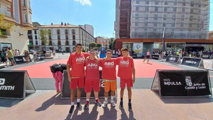 Equipo ABQ 3x3 Basketball Tour