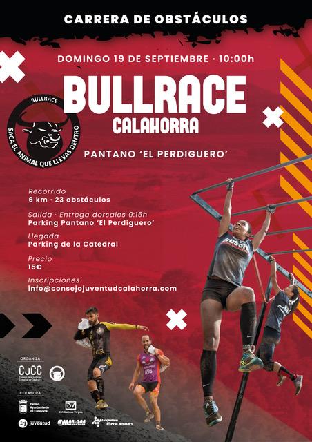 Cartel BullRace Calahorra