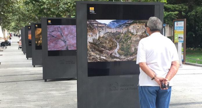 Naturaleza de La Rioja fotografías exposición Mercadal copia