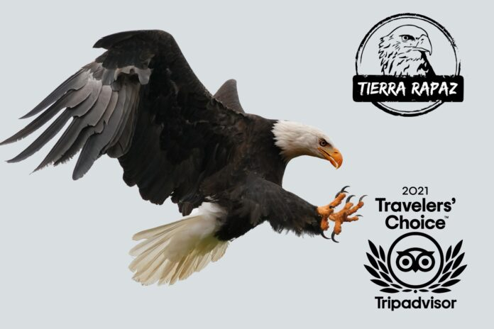 Premio Tripadvisor 2021 Tierra Rapaz