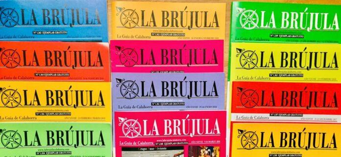 ejemplares LA BRÚJULA.jpg