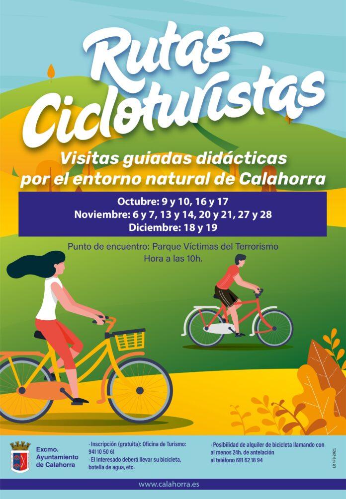 nuevas rutas bici