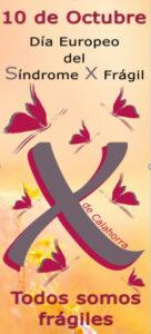 10 octubre X-Fragil