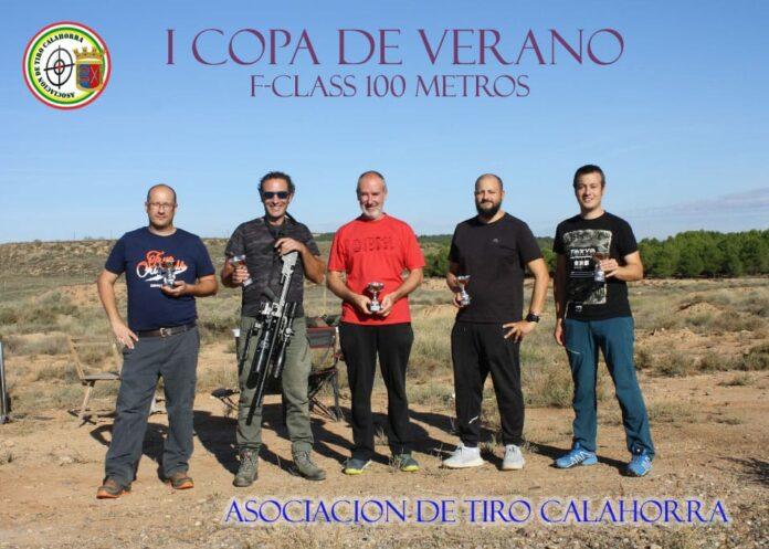 I Copa de Verano F Class 100 m