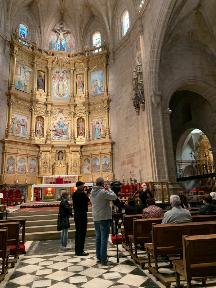 Catedral estrena iluminación 3
