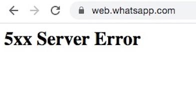 error gobal en las redes sociales