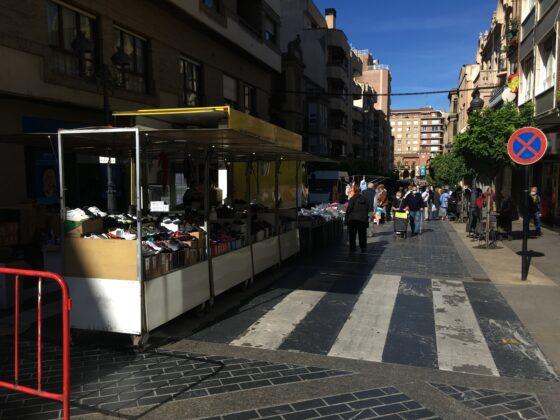 mercado del jueves vuelve al casco antiguo 1