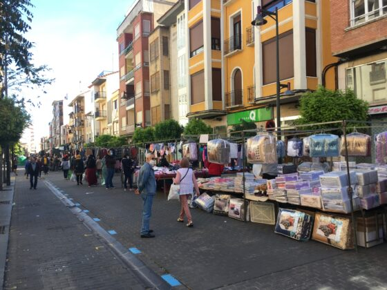mercado del jueves vuelve al casco antiguo 11
