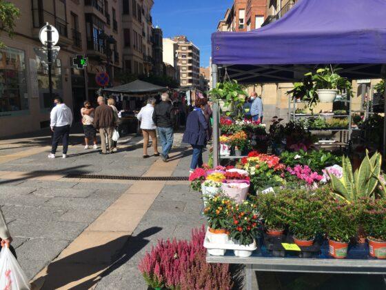 mercado del jueves vuelve al casco antiguo 14