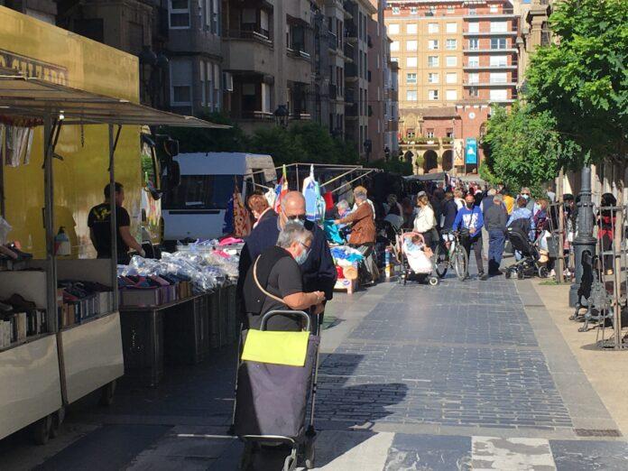 mercado del jueves vuelve al casco antiguo 2