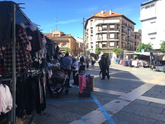 mercado del jueves vuelve al casco antiguo 8