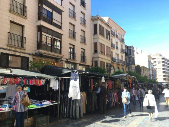 mercado del jueves vuelve al casco antiguo 9