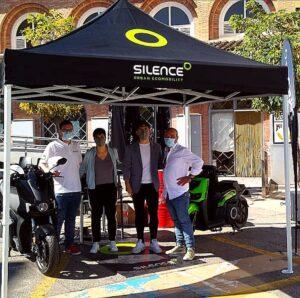 Presentación motos Silence Urban Ecomobility- 9-10-2021