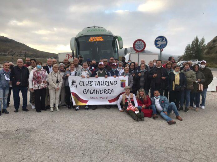 viaje Club taurino puente del 12 de octubre 2021